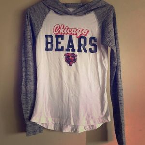 Tops - Chicago bears long sleeve shirt